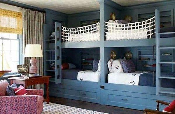 Wohnwagen Dreifach Etagenbett : Etagenbett funktionelle ideen wie sie mehr platz sparen