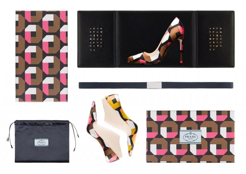 Diseña tus propios zapatos Prada
