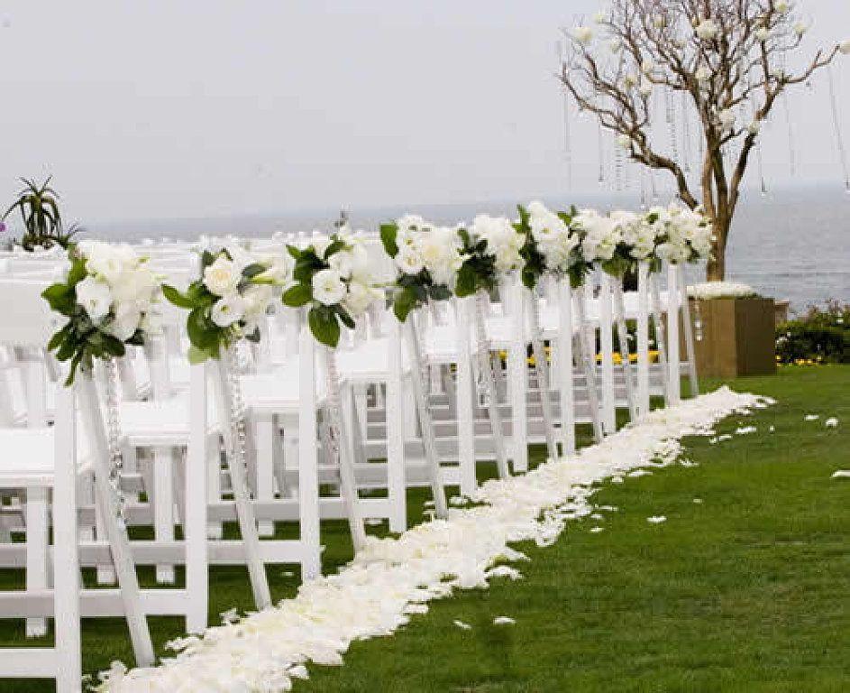Ideas decoraciones boda aire libre zukero sillas bodas for Arreglos para boda civil