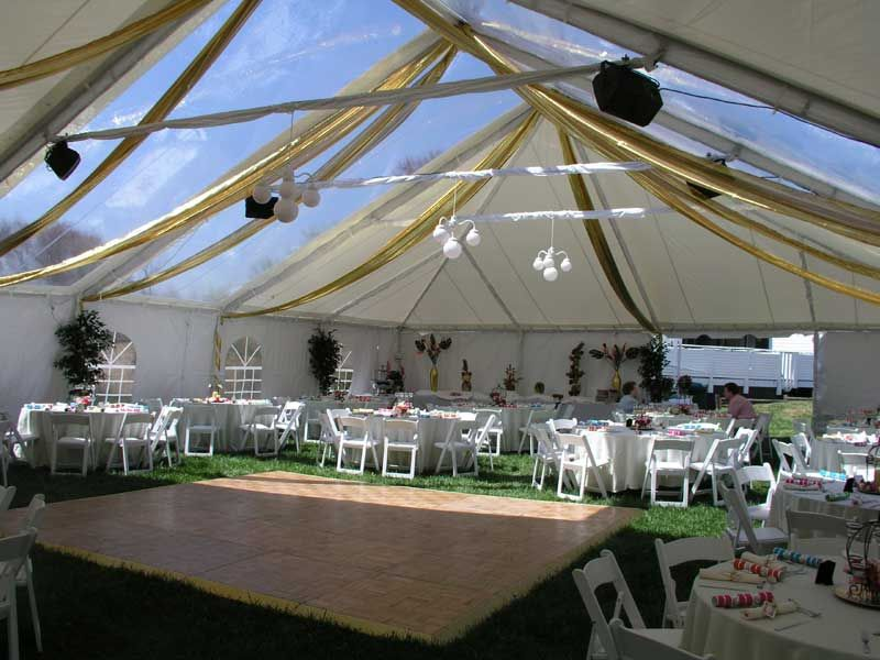 Frame tents were originally conceived as a design which eliminates ...