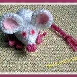 Nutters the Nervous Lab Rat