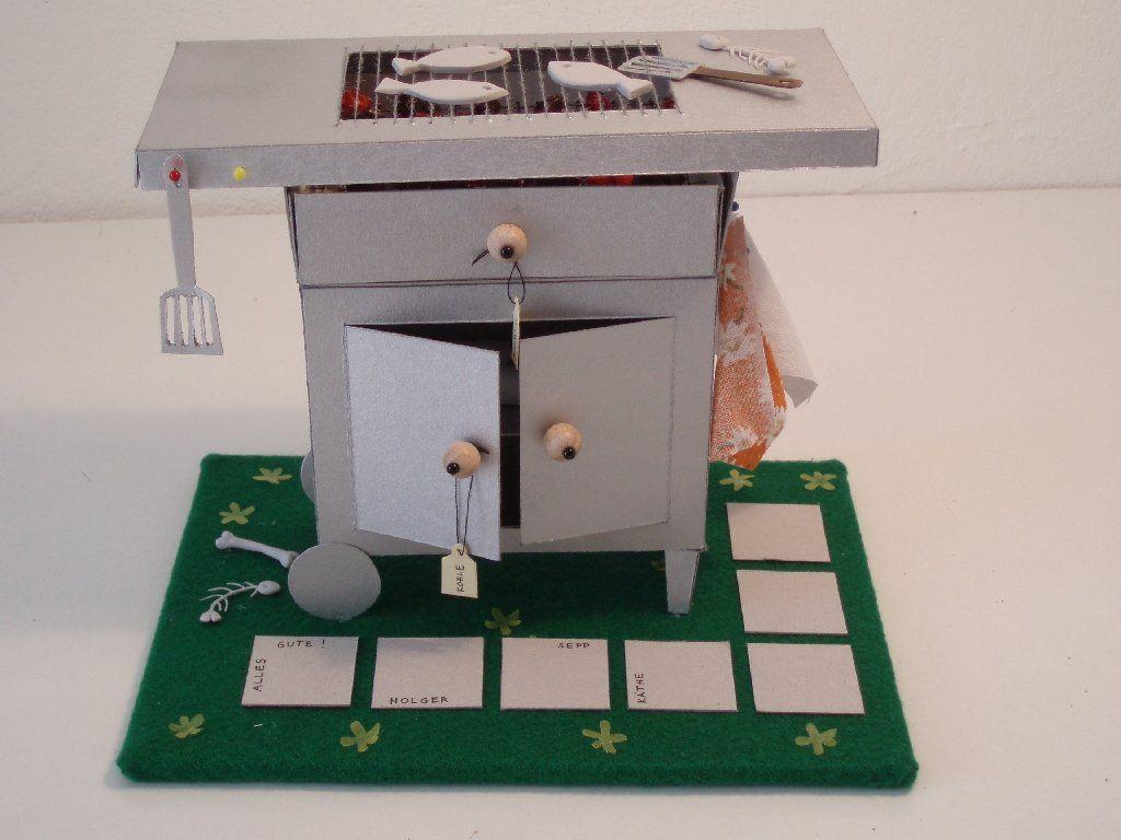 geldgeschenk grill geldgeschenke pinterest geldgeschenke geldscheine. Black Bedroom Furniture Sets. Home Design Ideas