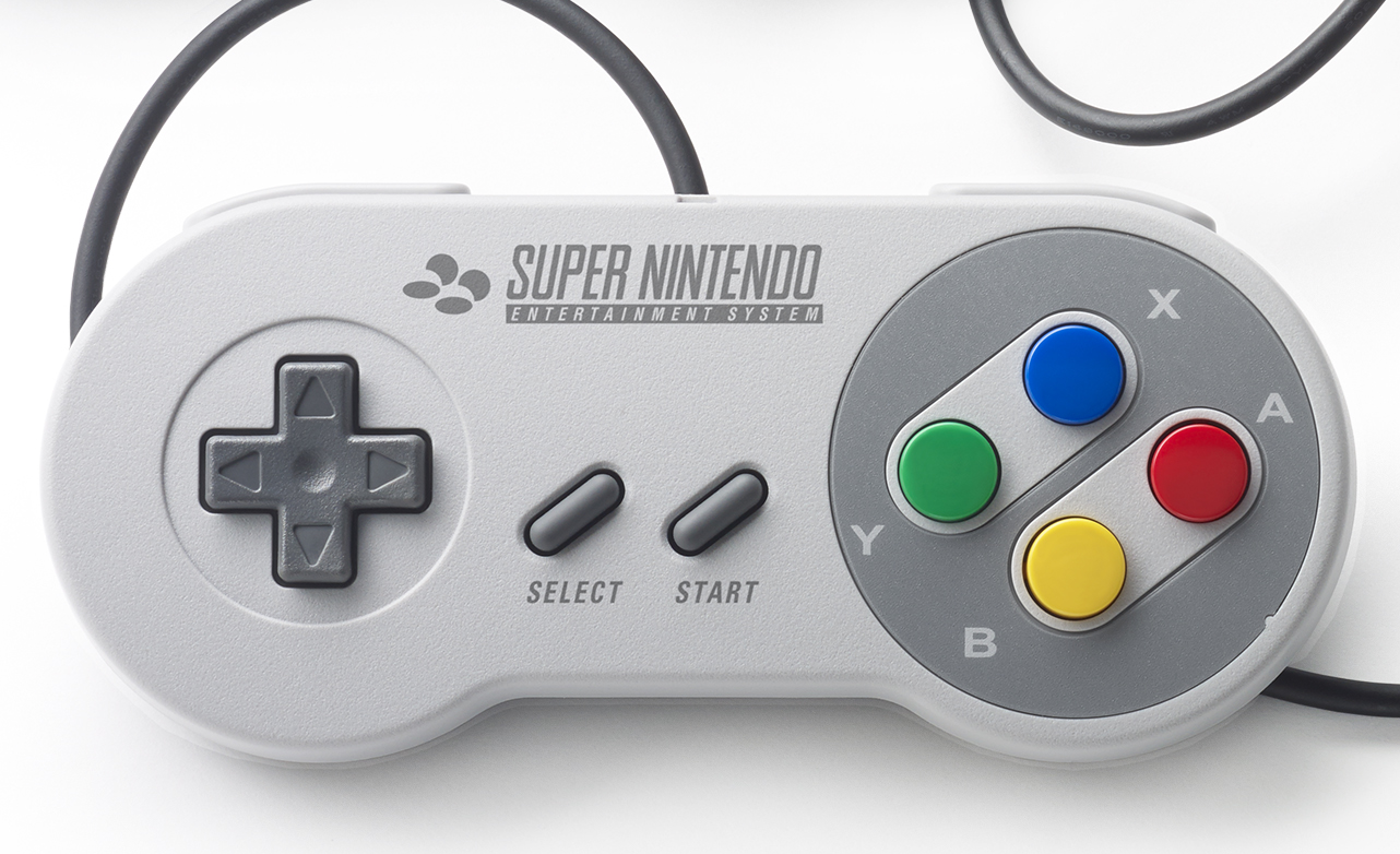 Nintendo Looks Set To Bring Snes To Nintendo Switch Vgcvideo Games Chronicle Nintendo Switch Snes Controller Spottede Video Games Pc Control Game Controller