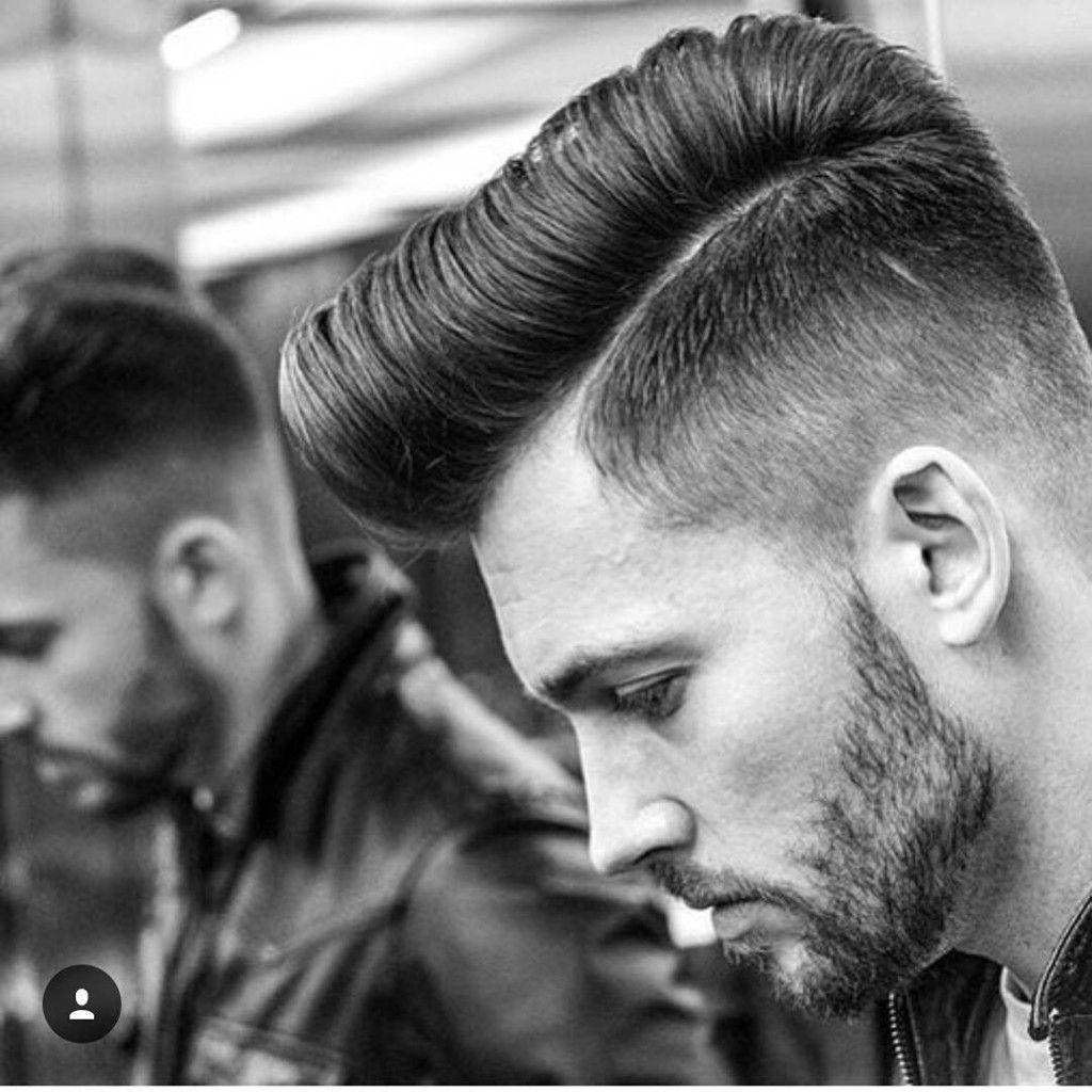 Cute Rockabilly Haircut For Men With Short Hair Hairstyles