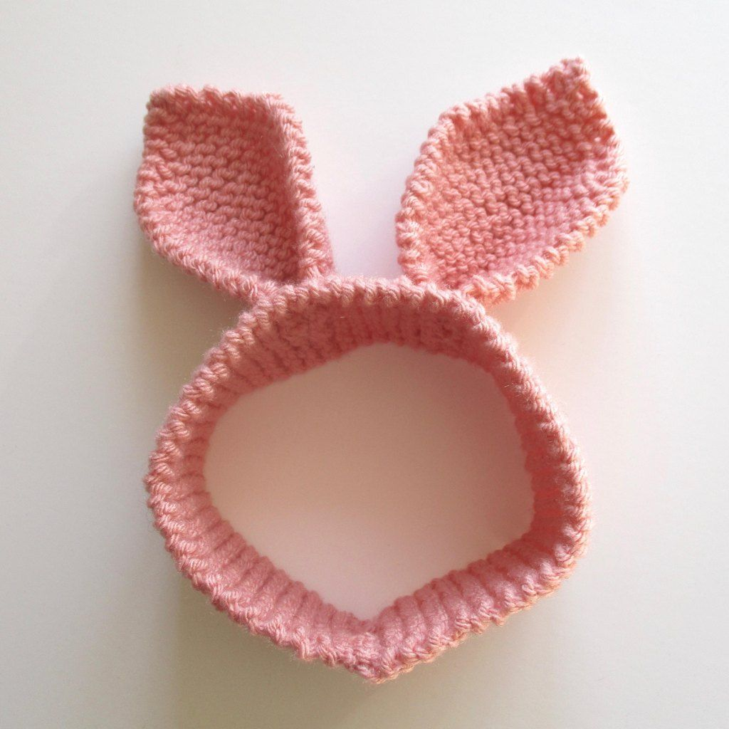 Floppy Bunny Ears Knitting pattern by Amanda Berry | Crafts ...