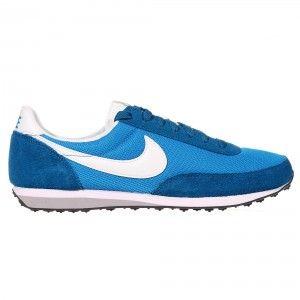 Nike Formateurs Élite Hommes Bleu