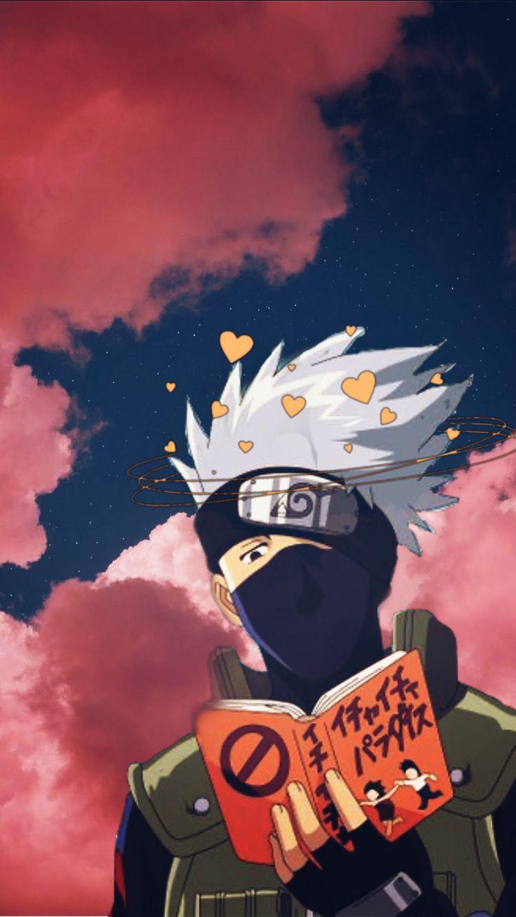 Kakashi Em 2020 Wallpaper Animes Animes Wallpapers Anime