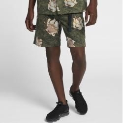 NikeLab Collection Herrenshorts mit Blumenprint - Olive Nike