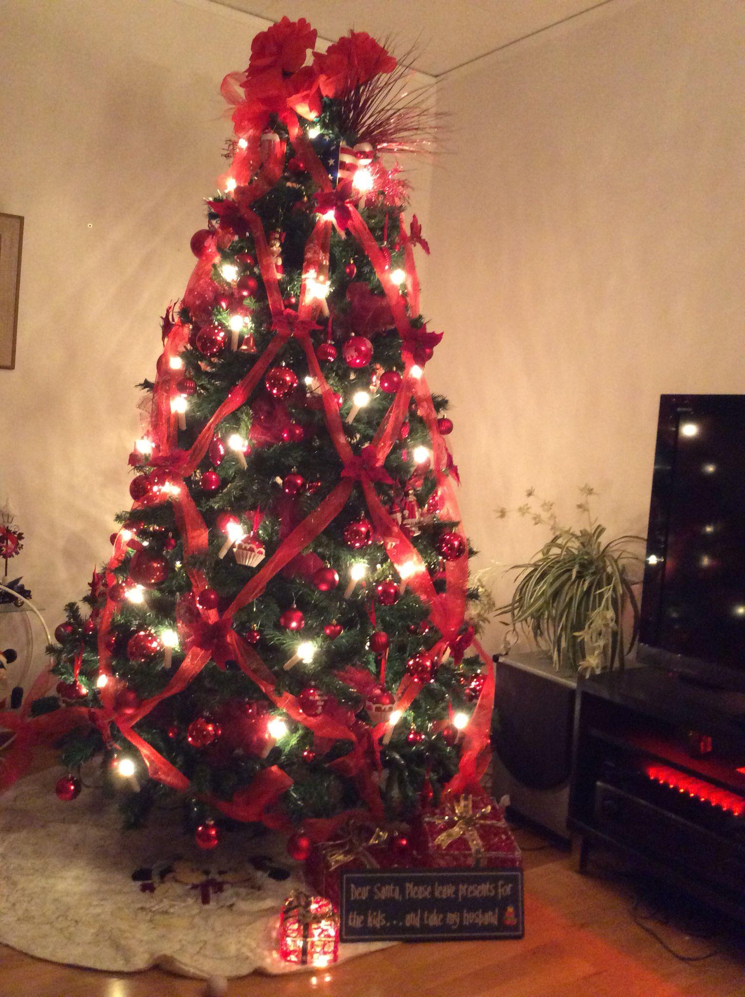 My big x-mas tree