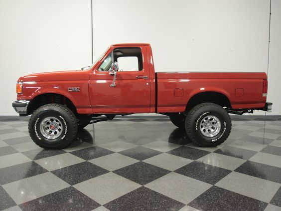 1987 Ford F 150 5 0 Fi V8 4speed Stick 3 55 Axles Ford Trucks Ford Pickup Lifted Ford