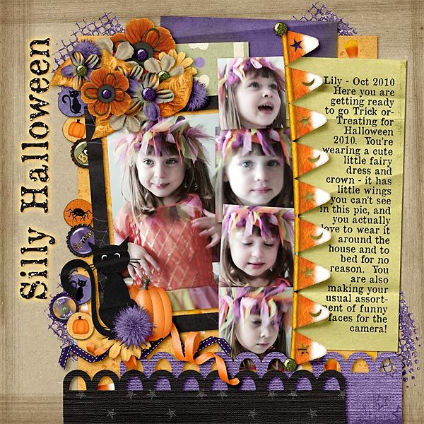 Elements and papers mostly from Boo Brew Too Bundle with a few from