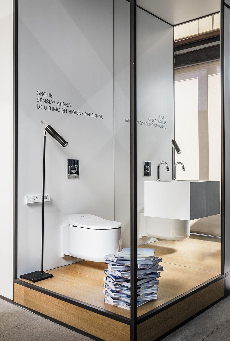 Ampliacion Showroom Grohe En El Coam 6 Bathroomshowrooms