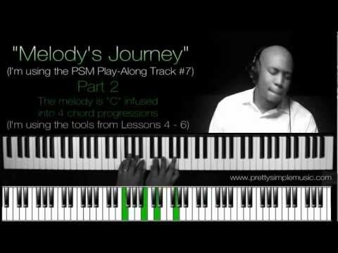 Hot Gospel And Jazz Progressions Chords And Runs Over 4 Hours
