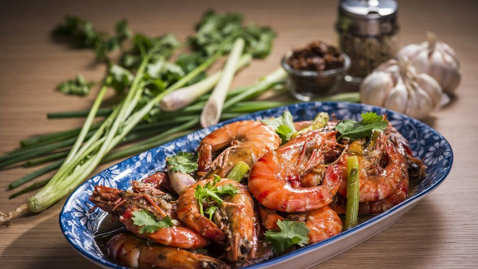 Peppered tamarind prawns asian food channel for the love of food peppered tamarind prawns asian food channel forumfinder Image collections
