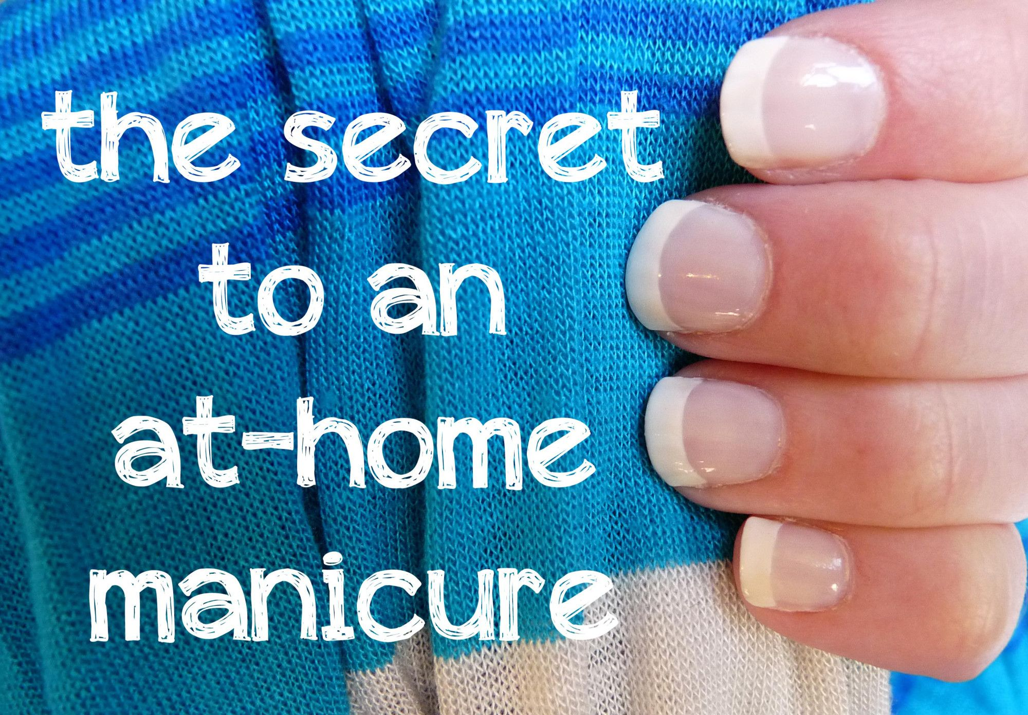 How to give yourself a professional manicure this really works i how to do a professional manicure at home tried this out this weekende best way so far to do an at home manicure solutioingenieria Gallery