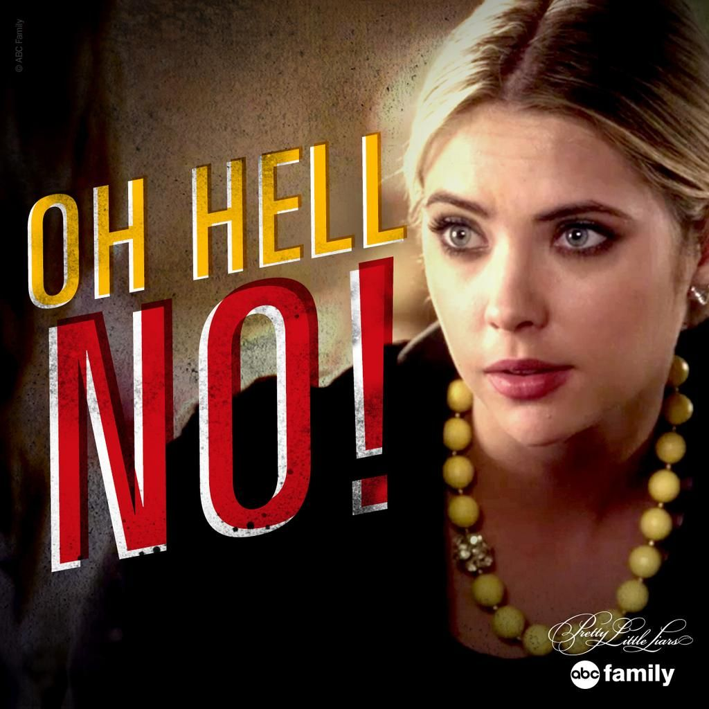 "S6 Ep5 ""She's No Angel"" - Hanna's so badass! :) #PLL #6/301/15"