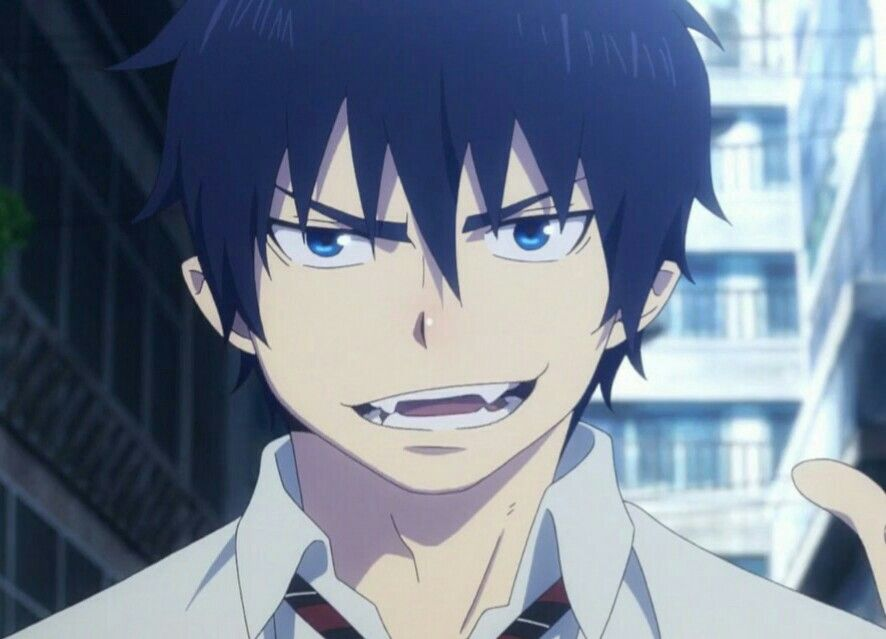 Rin Okumura Blue Exorcist Blue Exorcist Blue Exorcist