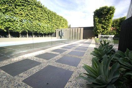 blue stone pavers Google Search Plazas Pavers Pinterest