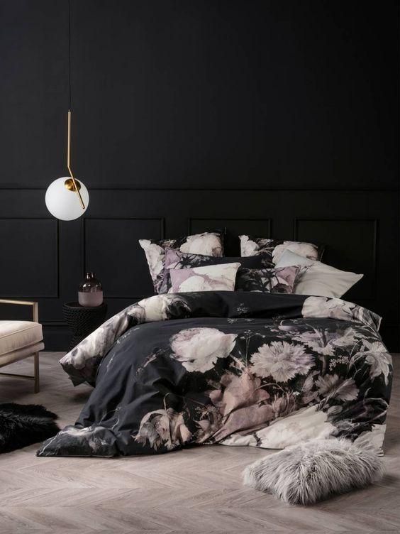 22 Flawless Contemporary Bedroom Designs Bedroom Vintage Black