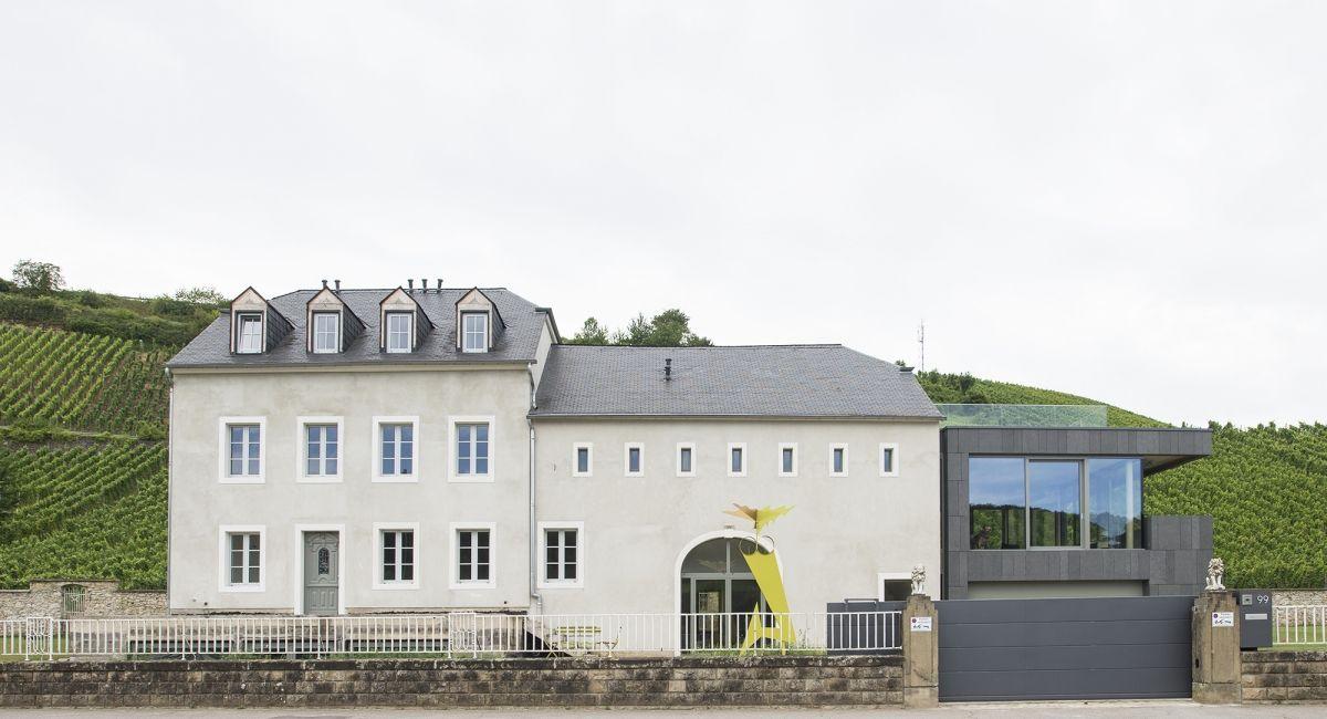 Maison à Ehnen Erigée sur une parcelle de 22 a , cette somptueuse