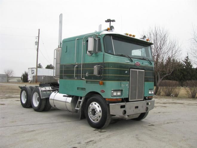 Peterbilt 362 Cabover on Craigslist | Trucks Cabover Classic