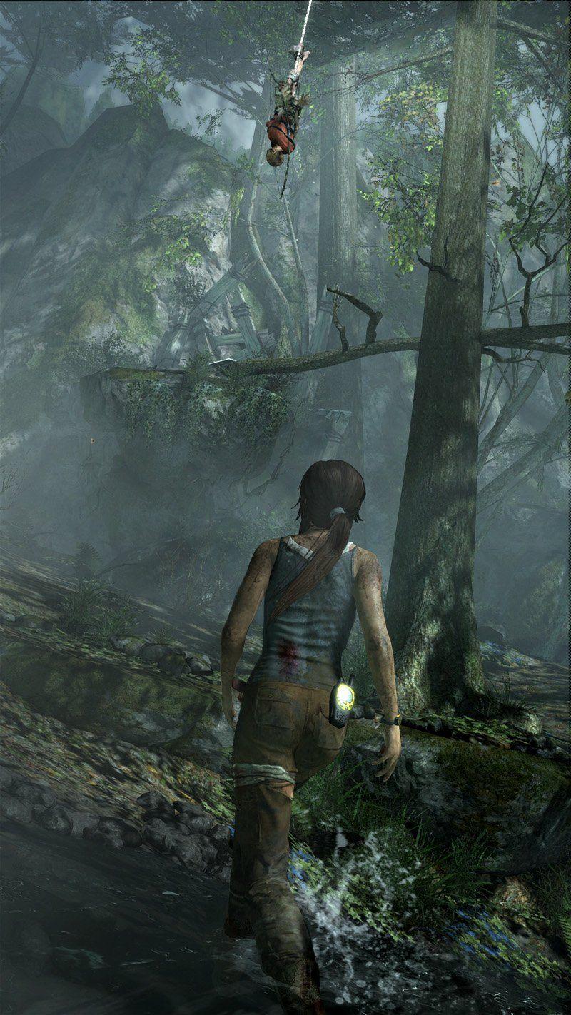 Tomb Raider Review: The Right Way to Reboot Lara Croft   GQ