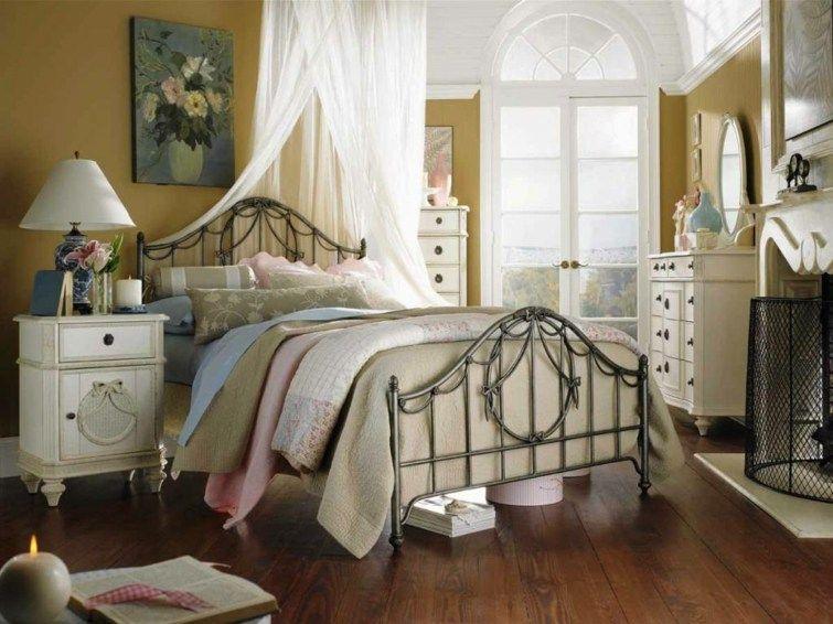 Décoration chambre vintage: du charme à l\'ancienne ...