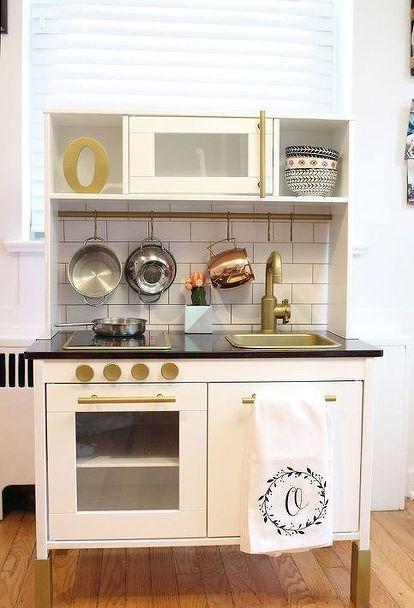 Modern Play Kitchen: IKEA DUKTIG Play Kitchen Hack | ikea ...