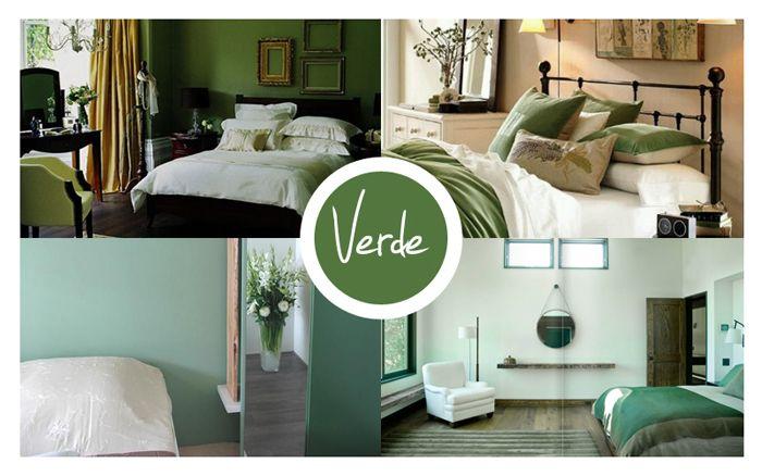Risultati immagini per colore verde e rosa pareti camera - Camere da letto colorate ...