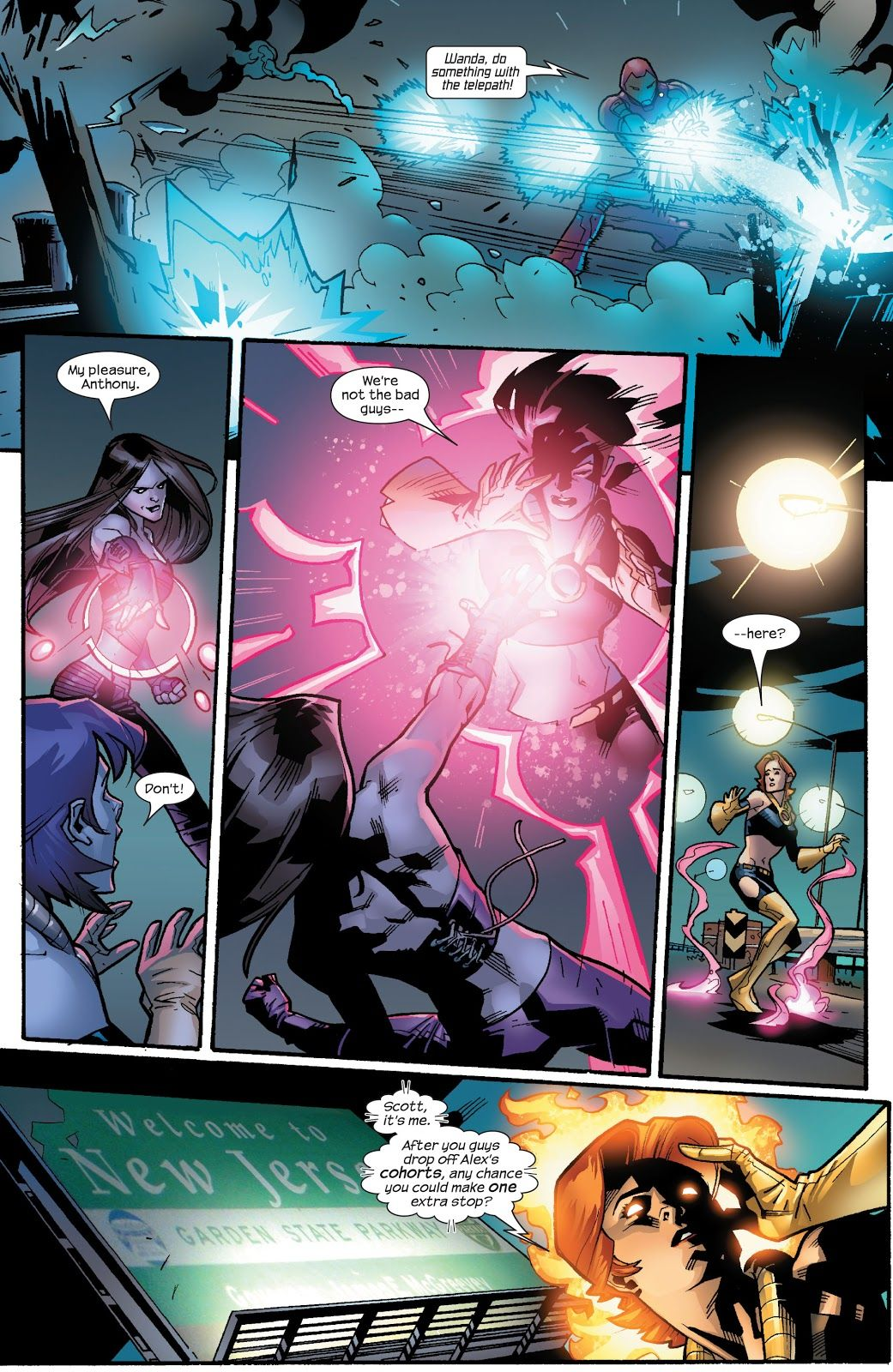 Ultimate X Men Issue 64 Read Ultimate X Men Issue 64 Comic Online In High Quality Scarlet Witch Marvel Comics Online