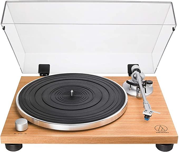 Amazon Com Audio Technica At Lpw30tk Fully Manual Belt Drive Turntable 2 Speed Adjustable Dynamic Anti Ska In 2020 Turntable Audio Technica Audio Technica Turntable