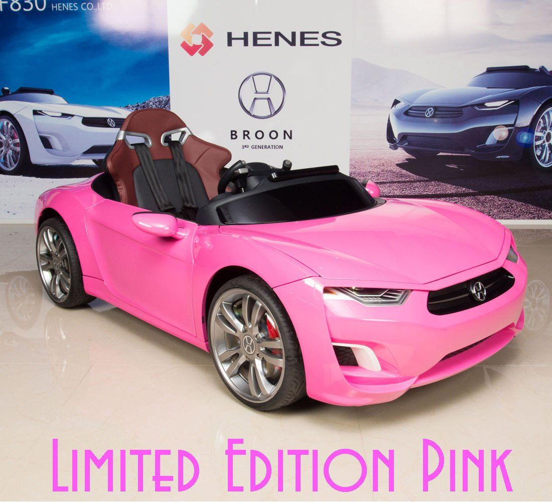 Henes Broon F830 Premium Luxury Ride On W Tablet Computer Lc Car Kids Ride On Ride On Toys