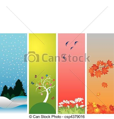 Four Seasons Chart Free Vector Google Search Seasons Chart Vector Free Four Seasons