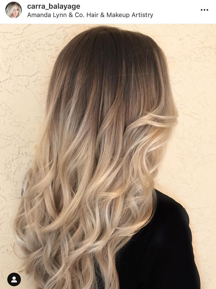 Pin By Samra Zecevic On Lange Haare Ideen Ombre Hair Blonde Hair Styles Dyed Hair