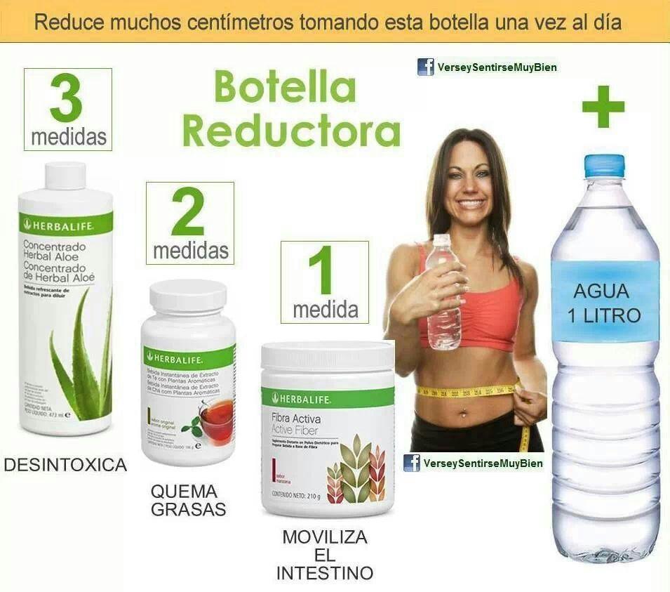 Metodo para adelgazar con herbalife weight