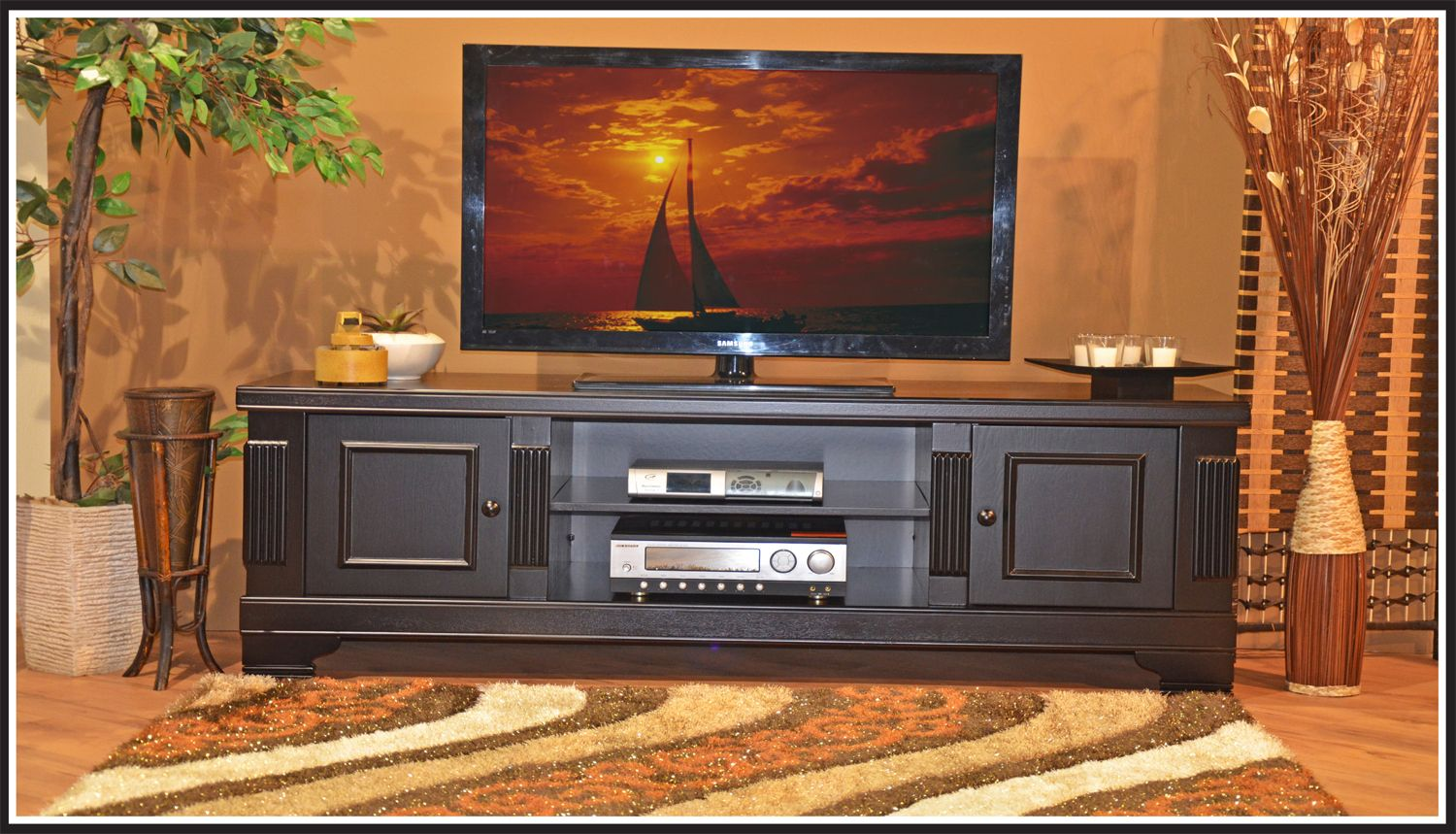 Modern Wall Units For Living Room Tv Stand Glass Plasma Tv Stand