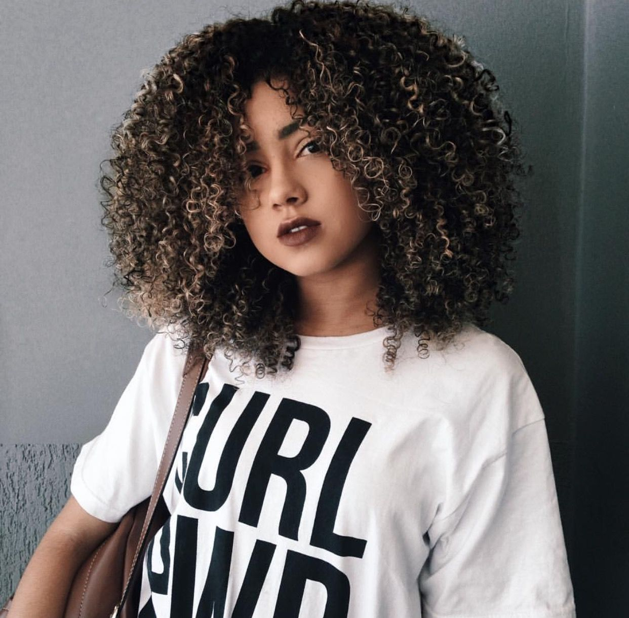 Hair color ideas curly girls pinterest hair coloring curly