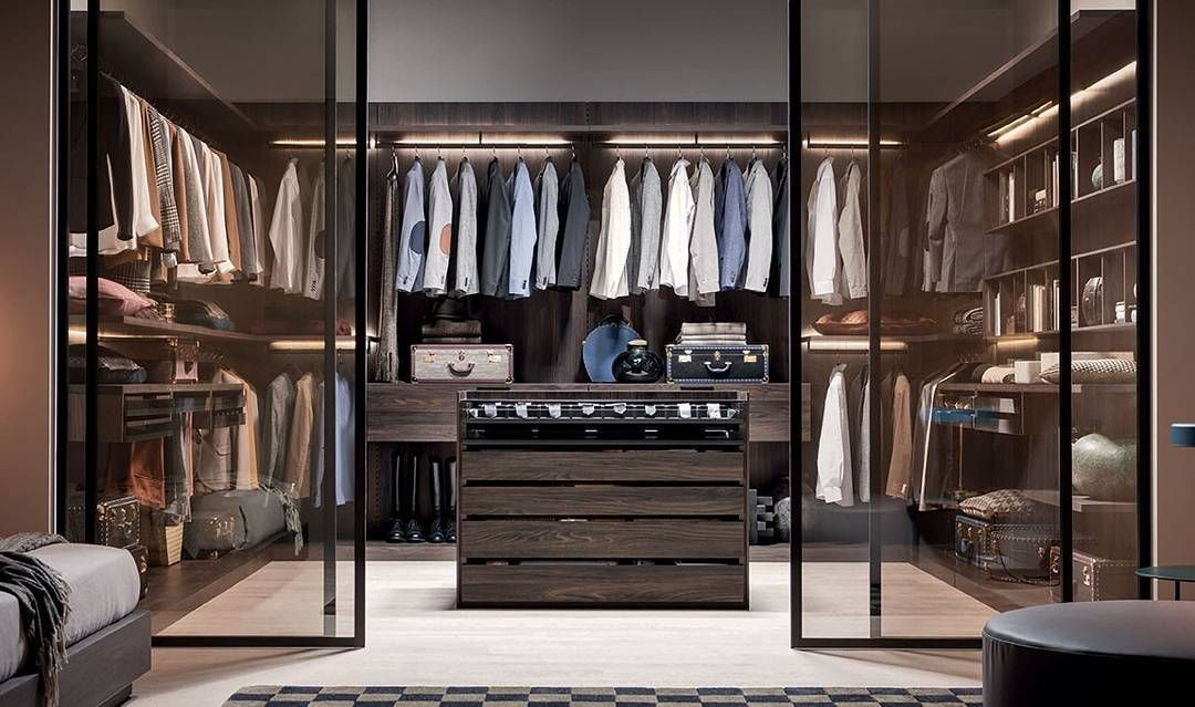 13 Impressive Walk In Wardrobes For You To Steal Ideas From Home