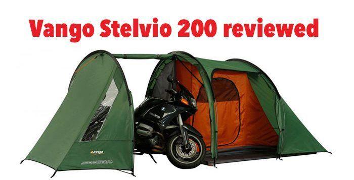 best vango tents for motorcycles