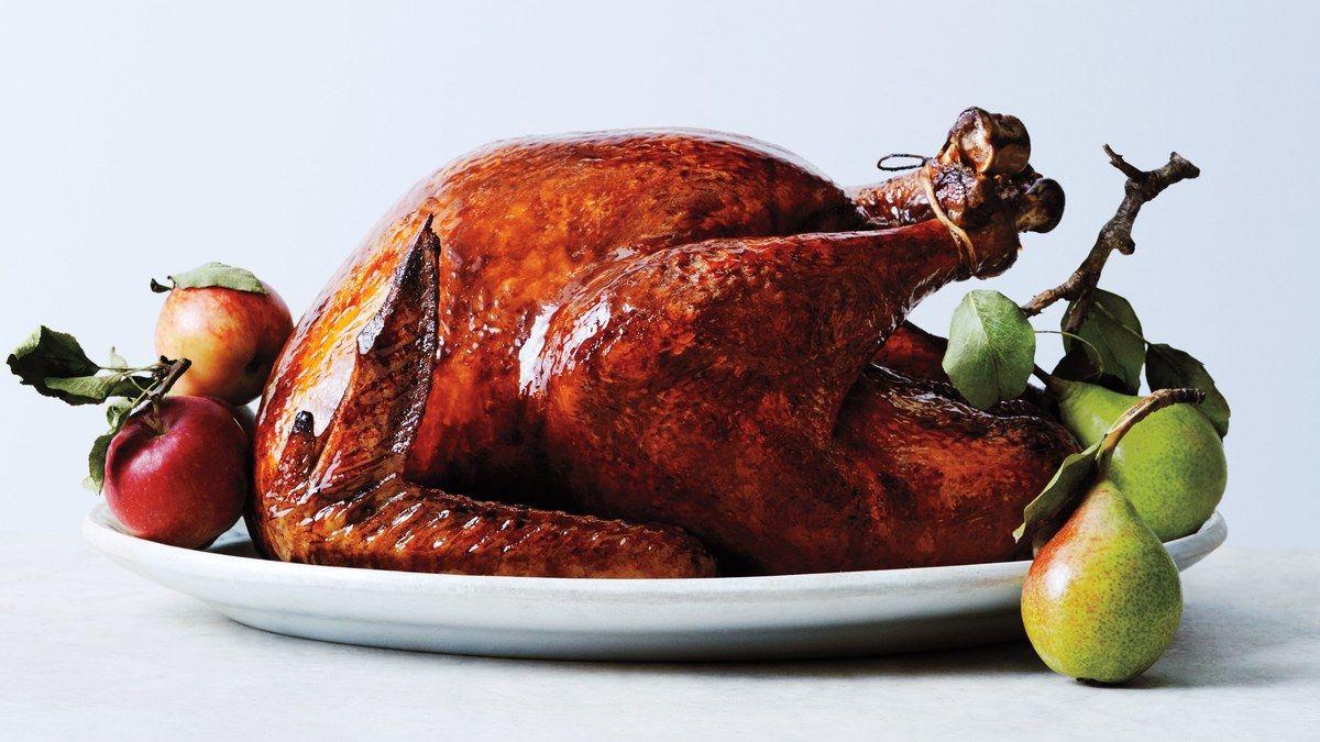 Glazed And Lacquered Roast Turkey Recipe Roasted Turkey Best Thanksgiving Recipes Roast Turkey Recipes