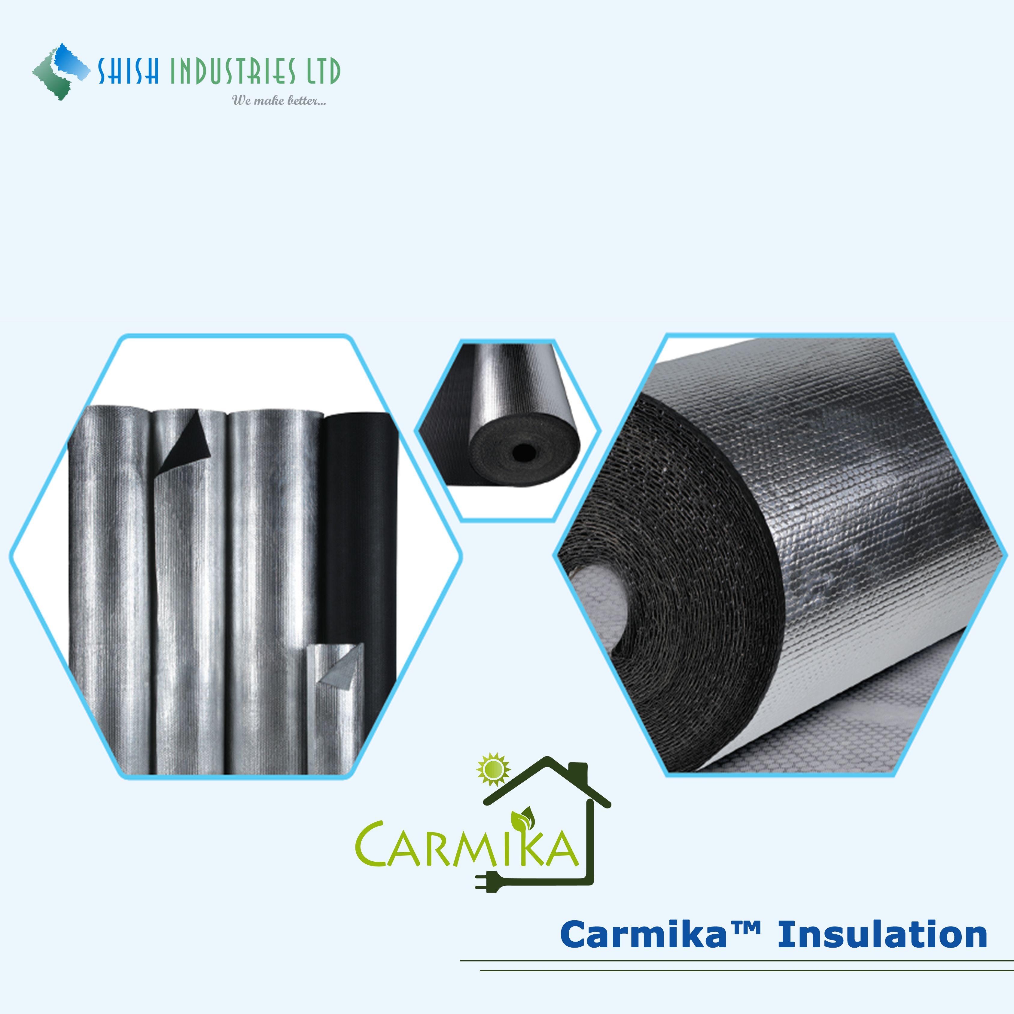 High Performance Reflective Insulation Carmika Slf High Performance Insulation Material Crafted Using Polypropylene And Aluminum Foil Insulation Corrugated Sheets Led Manufacturers