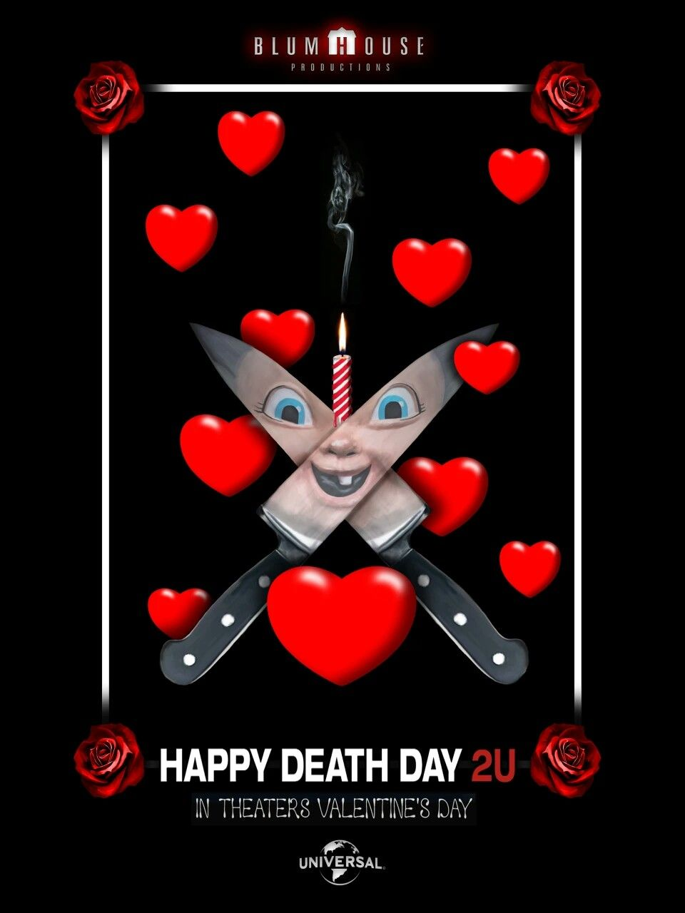 Pin by The Slasher on Miscellaneous horror/thriller | Happy death day, Death,  Happy