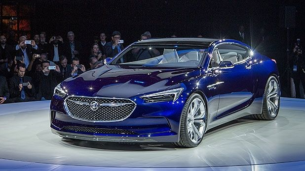 Buick Avista Concept: Best Of Detroit 2016