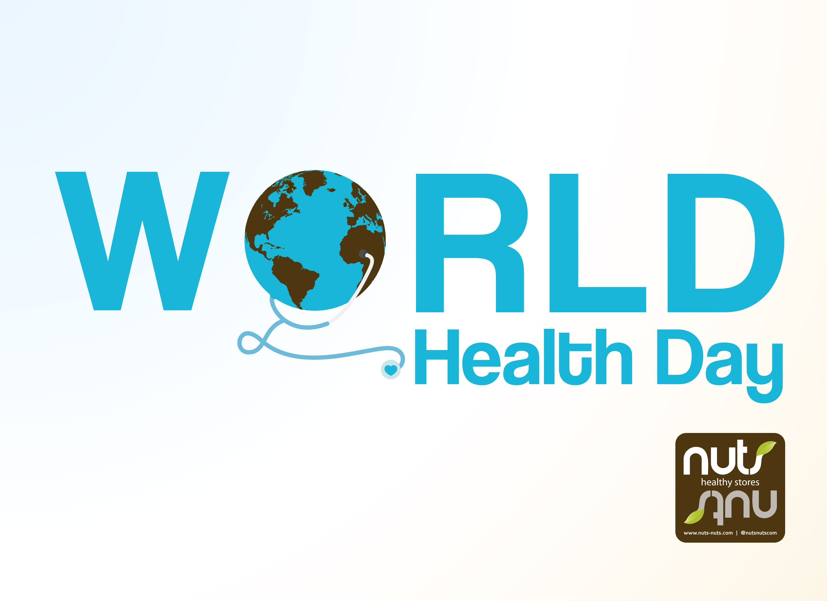 Is World Health Day! Come and celebrate with us getting ...