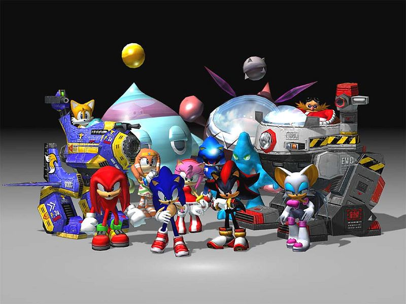 sonic adventure 2 battle Sonic Adventure 2 Battle - Creepypasta - best of sonic battle coloring pages