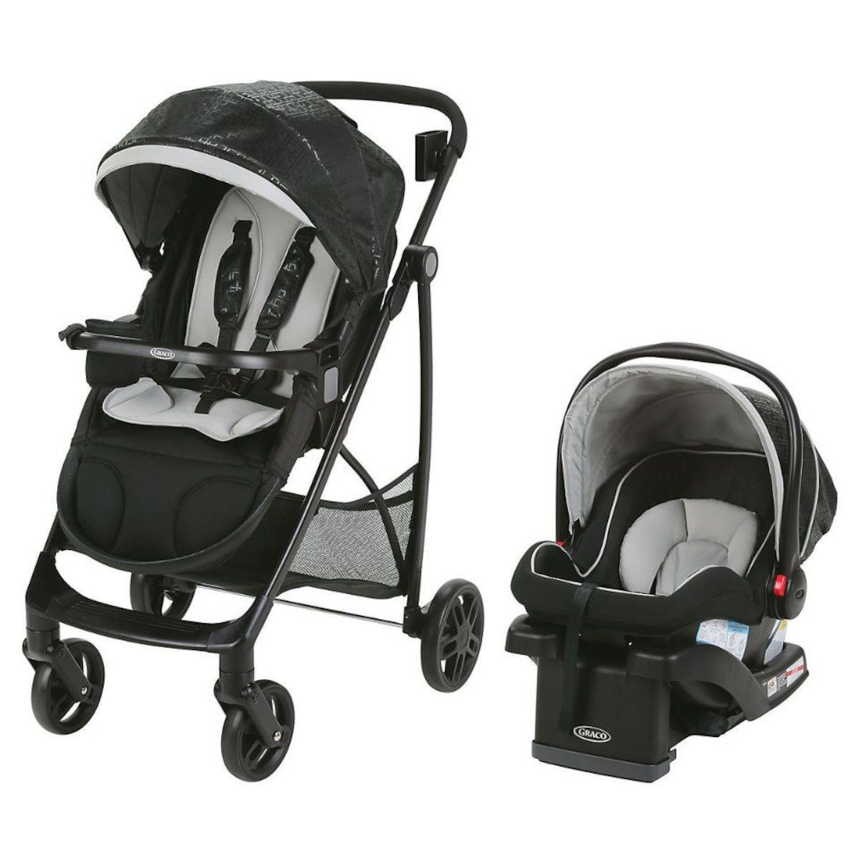 Graco Views Stroller Travel System with SnugRide 35 LX ...