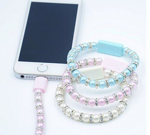 This iPhone charger ($) disguised as a bracelet. | 21 Genius iPhone Gadgets You…