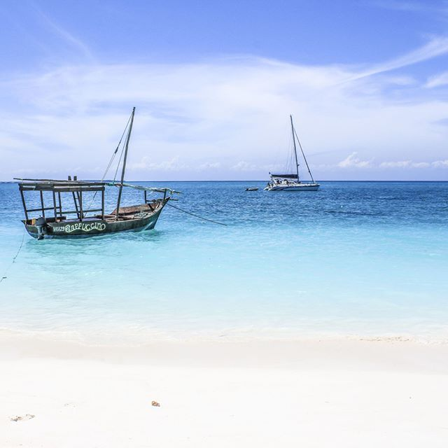 Zanzibar Tanzania If Pure White Sand And Crystal Blue Water Aren T Exactly Your Thing This Is Not The Place For Y Quebec City Beautiful Hotels Short Trip