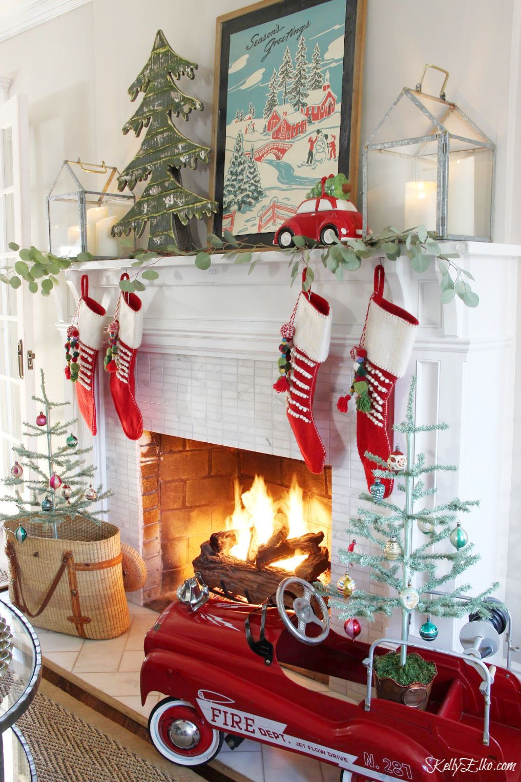 Please Come Home For Christmas Home Tour Christmas Home Beautiful Christmas Decorations Christmas Mantle