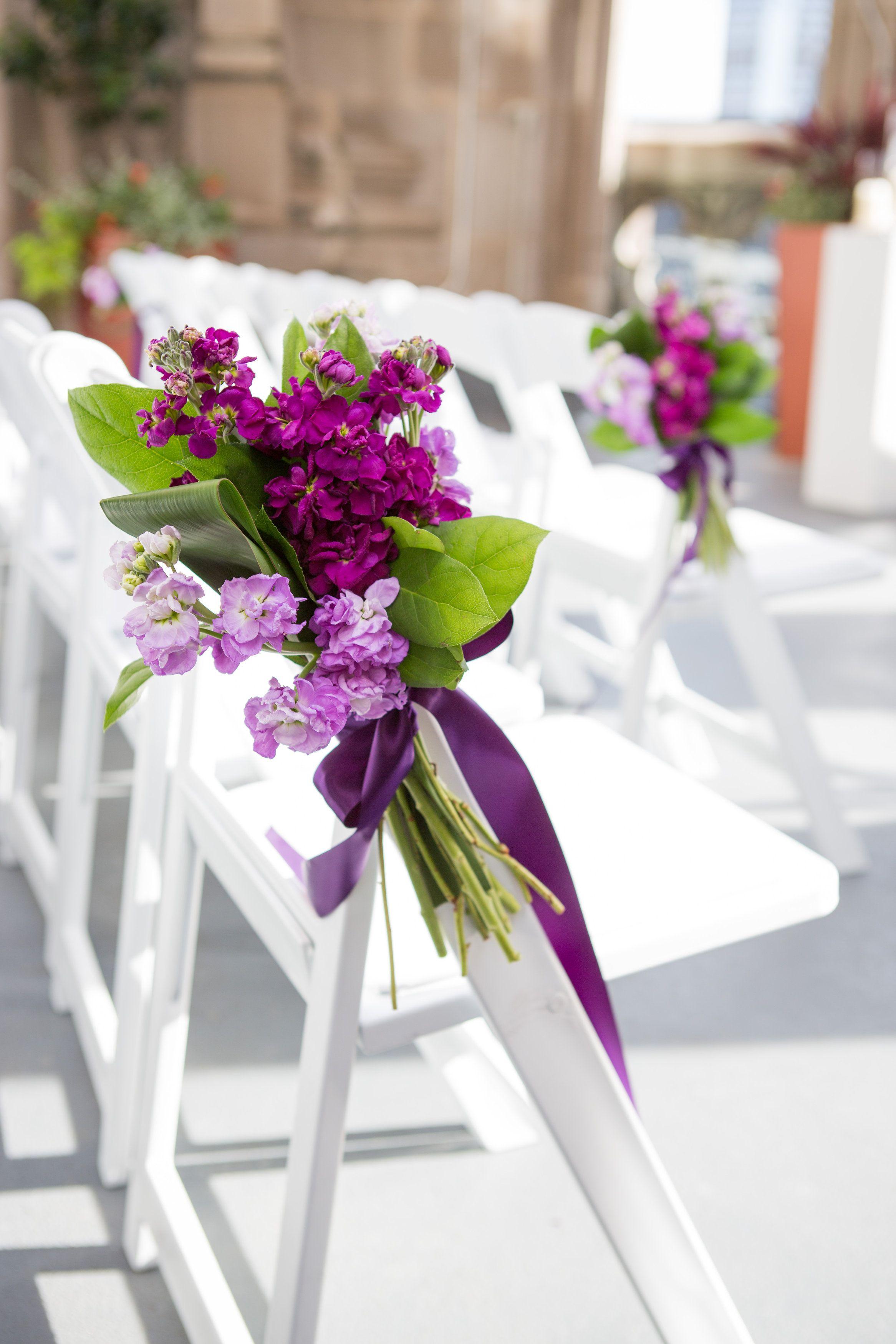 Wedding Ceremony Decor by Flor Del Monte photo: Cage + Aquarium ...